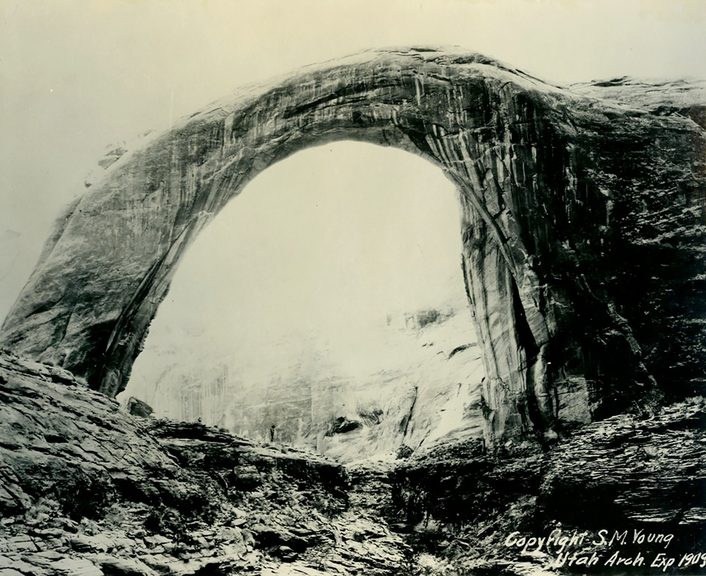 [image] 12 Rare Images of the 1909 Utah Arch Expedition