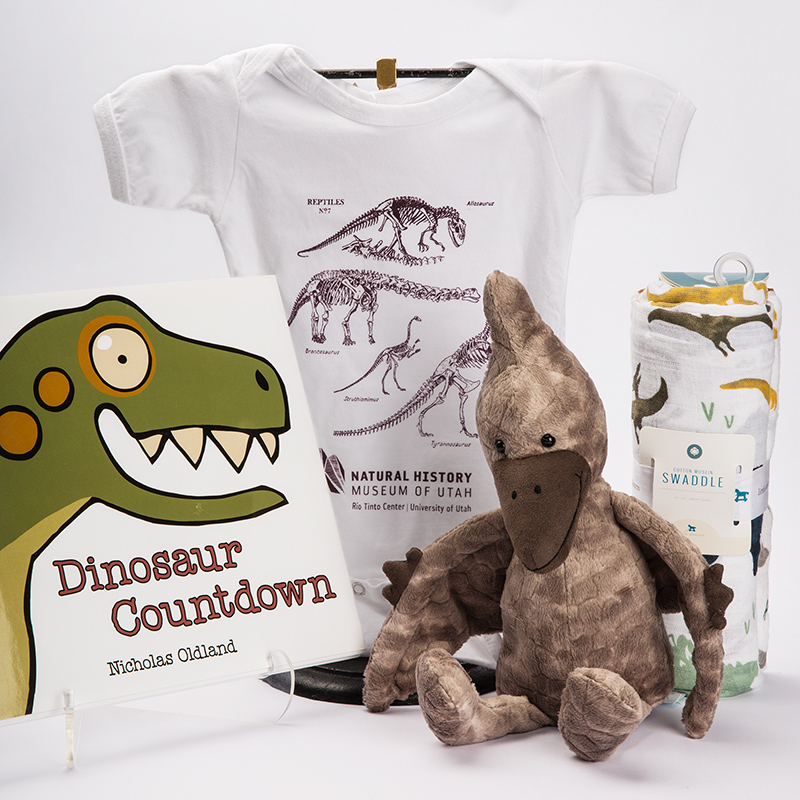 Baby holiday gifts at NHMU
