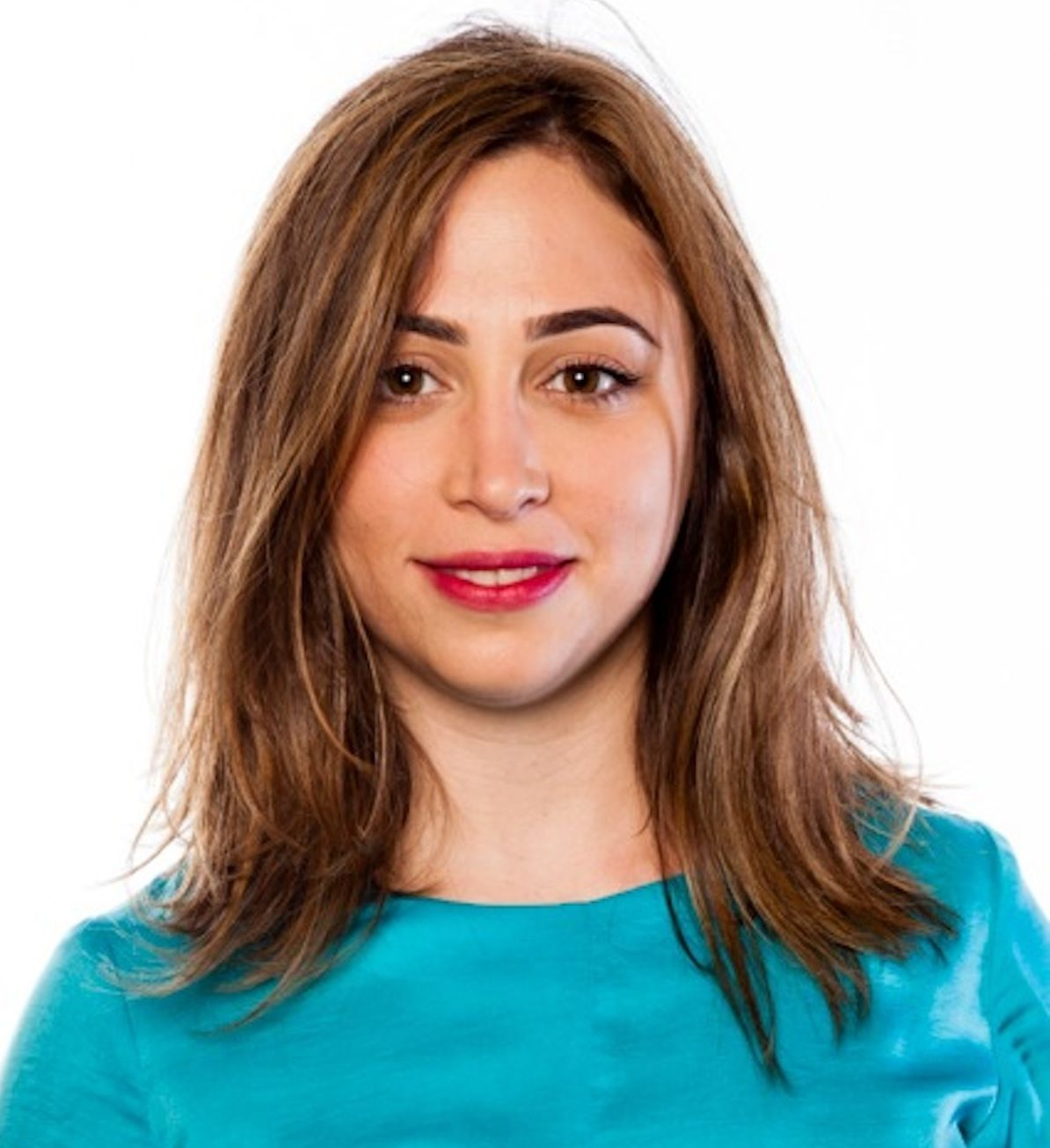 headshot of Ayah Bdeir