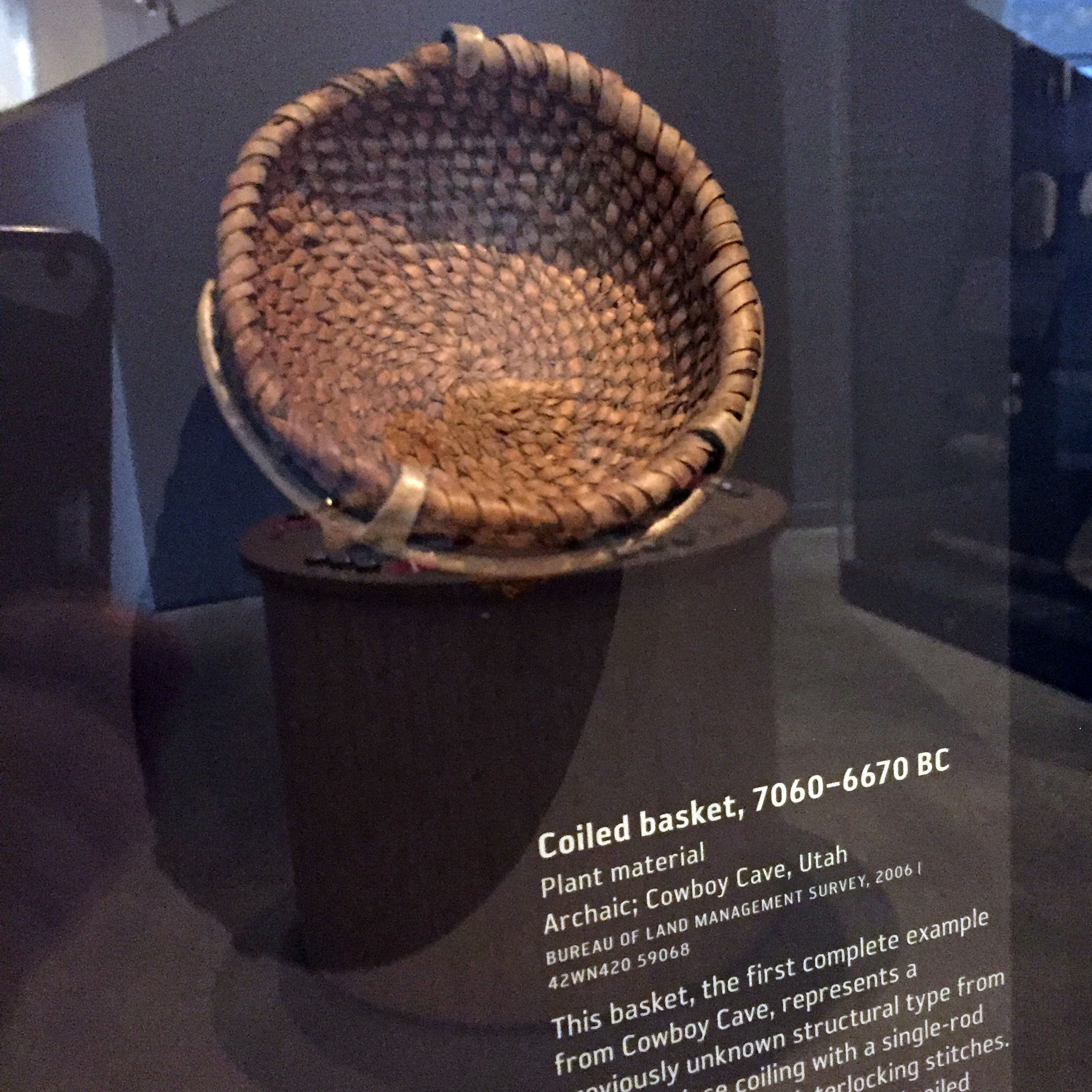 Image of a woven basket