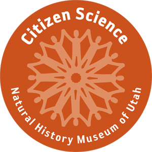 NHMU Citizen Science Logo