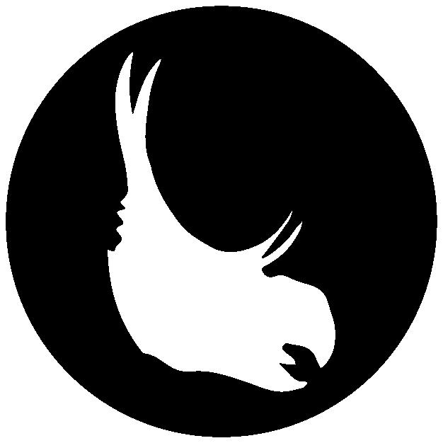 dino head icon