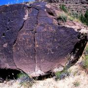 Range Creek rock art
