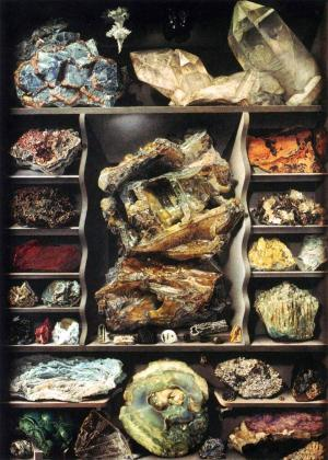 Natural History Museum Mineral Collection