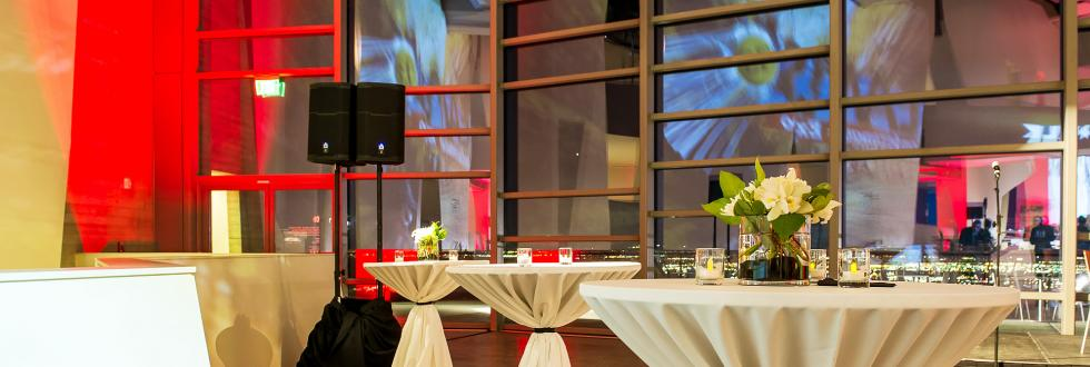 Plan your next large event in Salt Lake City at NHMU.