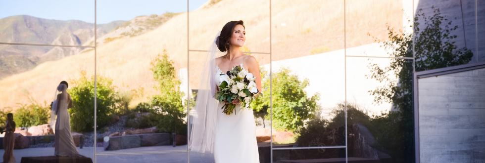 Plan your Salt Lake City wedding at NHMU.