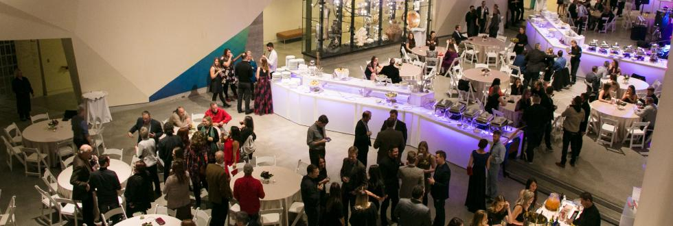 Plan your next Salt Lake City corporate event at NHMU.