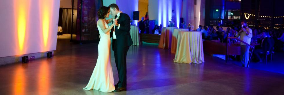 Host both your ceremony and reception at NHMU in Salt Lake City.
