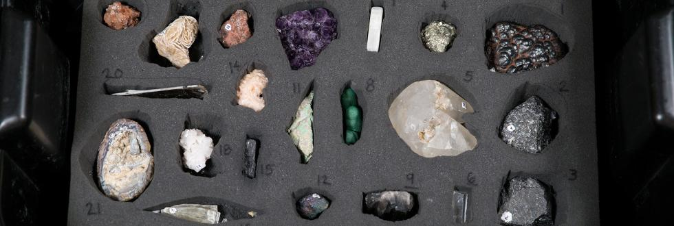 Teaching Toolbox: Rocks and Minerals