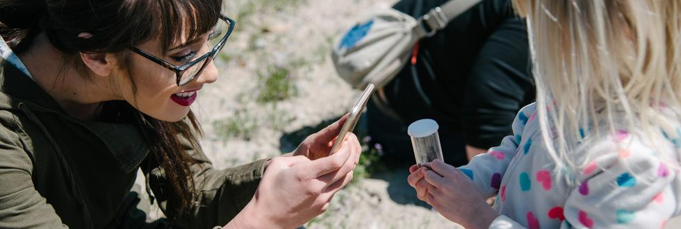 Citizen Science in Salt Lake City with NHMU