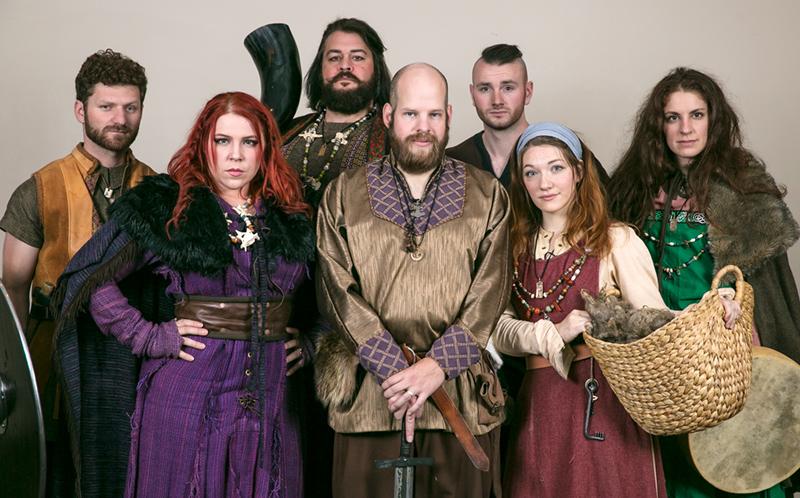 Vikings at NHMU